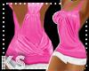 {K} Metallic Pink Fit