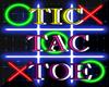 Je TicTacToe Sign 3d