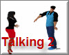 Two Persons talk 2