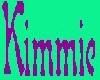 Kimmie Sticker