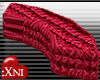 ::Xni Red Club Bench