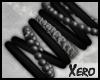 ✘. Leather Bracelet