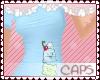 !CAPS ice cream | blue