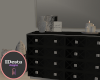 onyx black dresser