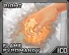 ICO Pyromancy Flame M R