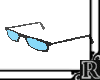 [R] blue glasses