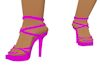 ~AnMhi~ Cerise Sandals V
