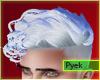 white hair pk