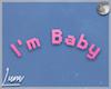 I'm Baby Pink