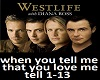 Westlife-When you tell