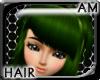 [AM] Witney Green Hair