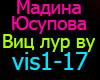 Madina Yusupova