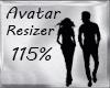 Avi Scaler 115%