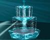 Teal Fountain