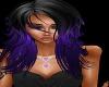 sweet purple hair