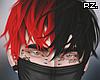 rz. 2Tone Hair Red