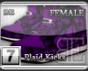 [BE] PurplePlaid|Kicks F