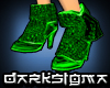 -DS- Lady K Glass Greenz