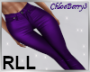 Lilly Leather Purple RLL
