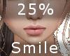 25% Smile F