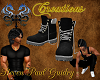 ||SPG||Black Kicks Boot