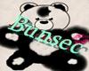 ^Cute Black Panda^
