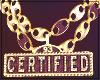 Gang Gang Certified F