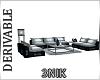 3N:DERIV: Set Couch 12