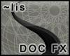 FX: Drapes [S-black]