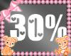 Kids Baby Scaler 30%
