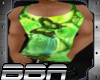 [BBA] Muscle tank Green