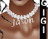 Jason custom silver