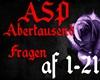 ASP Abertausend Fragen