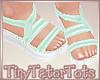 Kids Sandals Mint