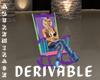 ^AZ^Anim Rocking Chair