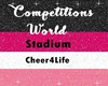 World Cheer Stadium Fiel
