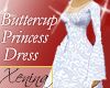 X Buttercup Princess Gwn