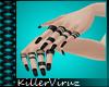 {KV}Nails & Rings Pvc