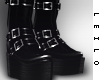 ! L! Asmodeus ~ Boots