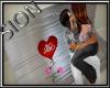 SIO- Love Bench Kiss