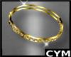 Cym Choker Gold