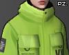 rz. Lime Jacket
