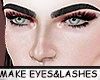 A! Make&Lashes Red