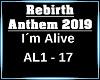 Rebirth Anthem 2019