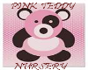 Baby Pink Bear Toyset