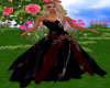 kaat blacklong dress