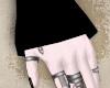 ✔ Black  Sleeve 