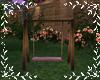 Garden paradise swing