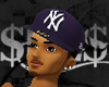 $UL$Purple NY Fitted