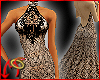 Halter Gown Lace/Blush
